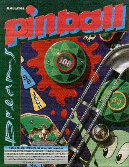 Pinball Dreams Display Picture