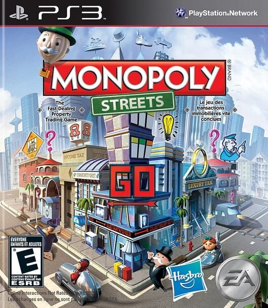 Monopoly Streets Display Picture