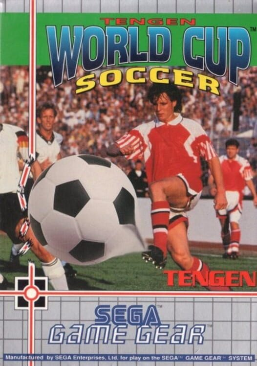Tengen World Cup Soccer Display Picture