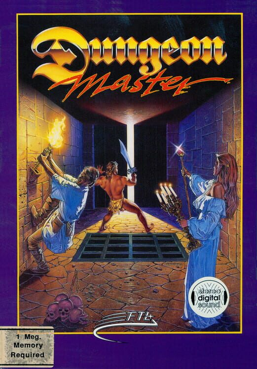 Dungeon Master Display Picture