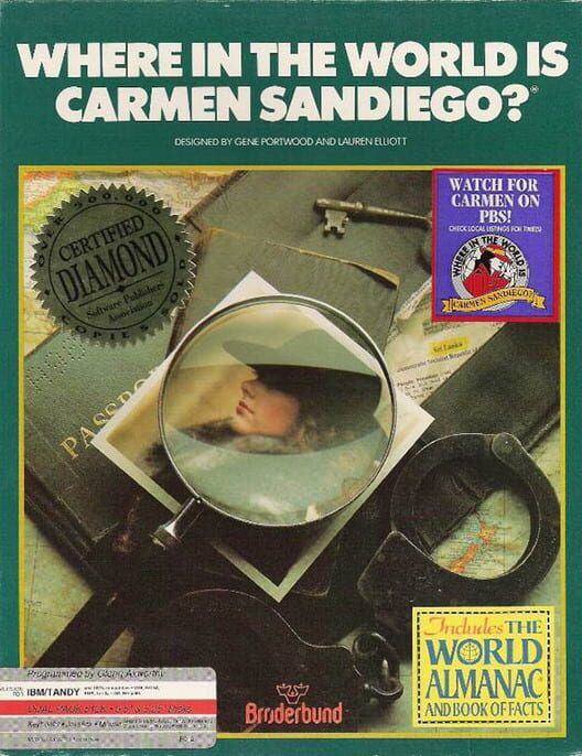 Where in the World Is Carmen Sandiego? image