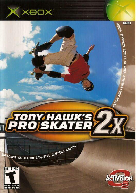 Tony Hawk's Pro Skater 2x image