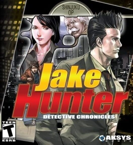Jake Hunter: Detective Chronicles Display Picture