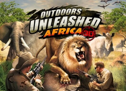 Outdoors Unleashed: Africa 3D image