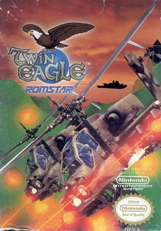 Twin Eagle image
