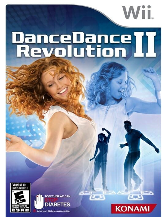 Dance Dance Revolution II image