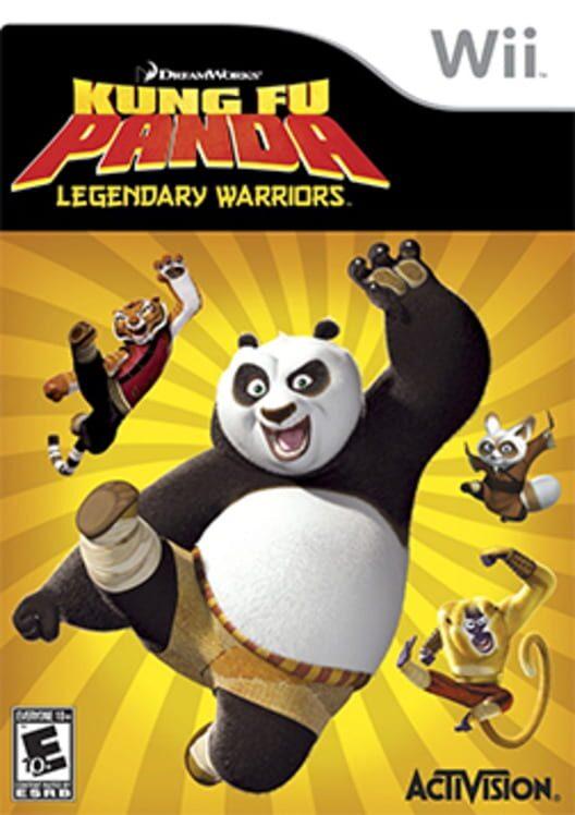 Kung Fu Panda: Legendary Warriors image
