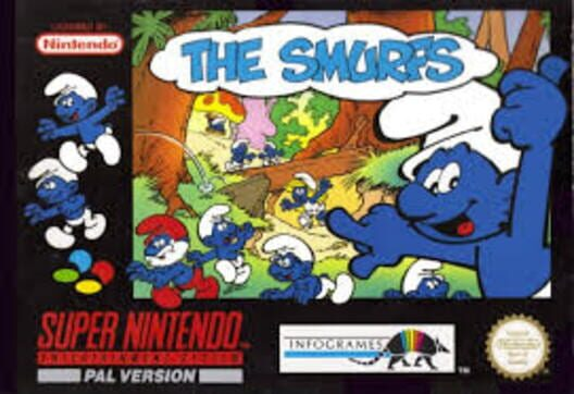 The Smurfs Display Picture