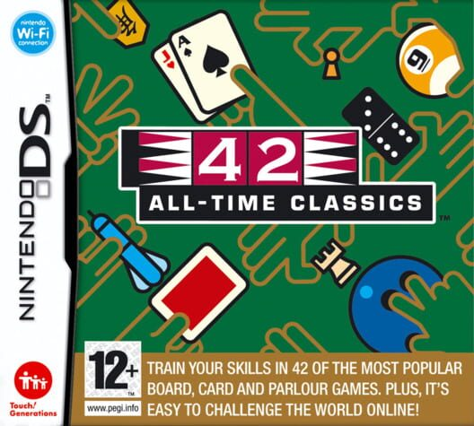 42 All-Time Classics Display Picture