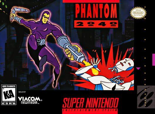 Phantom 2040 image