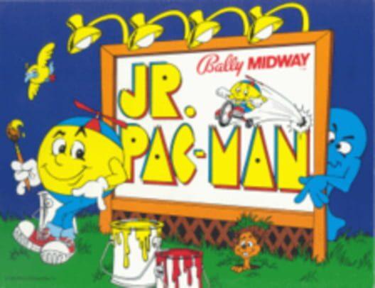 Jr. Pac-Man image