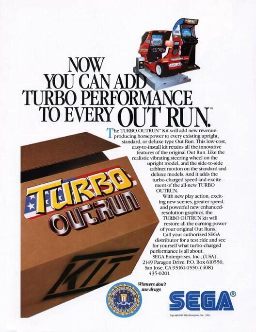 Turbo Outrun image