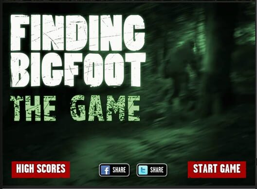 Games Like Finding Bigfoot