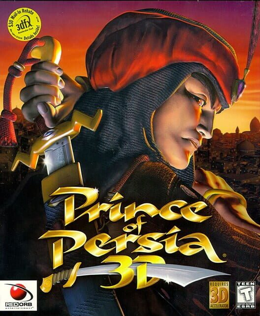 Prince of Persia 3D image