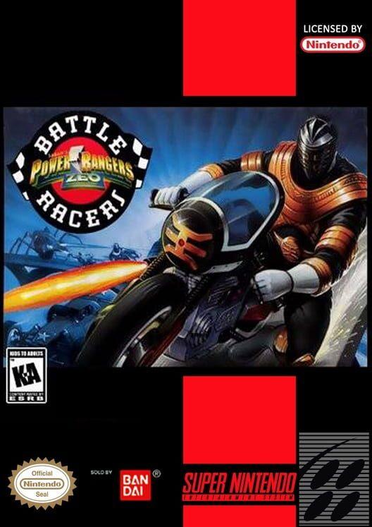 Power Rangers Zeo: Battle Racers Display Picture