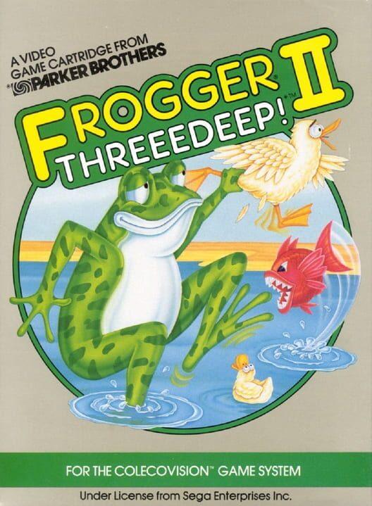 Frogger II: ThreeeDeep! image
