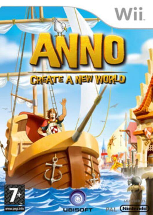 Anno: Create A New World image