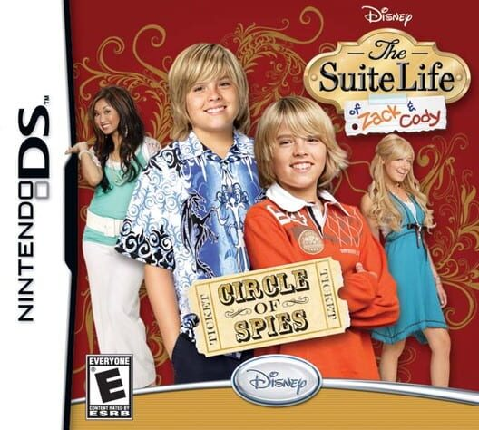 The Suite Life of Zack & Cody: Circle of Spies image