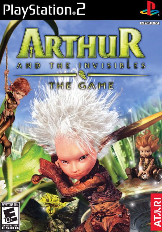 Arthur and the Invisibles Display Picture