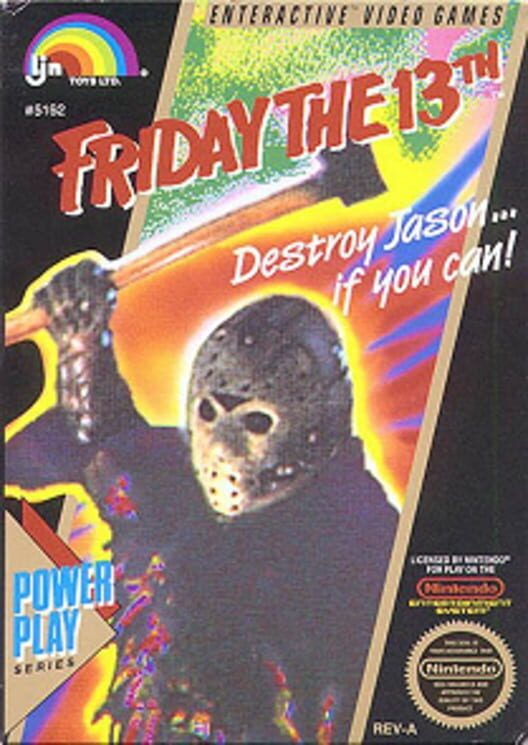 Friday the 13th Display Picture