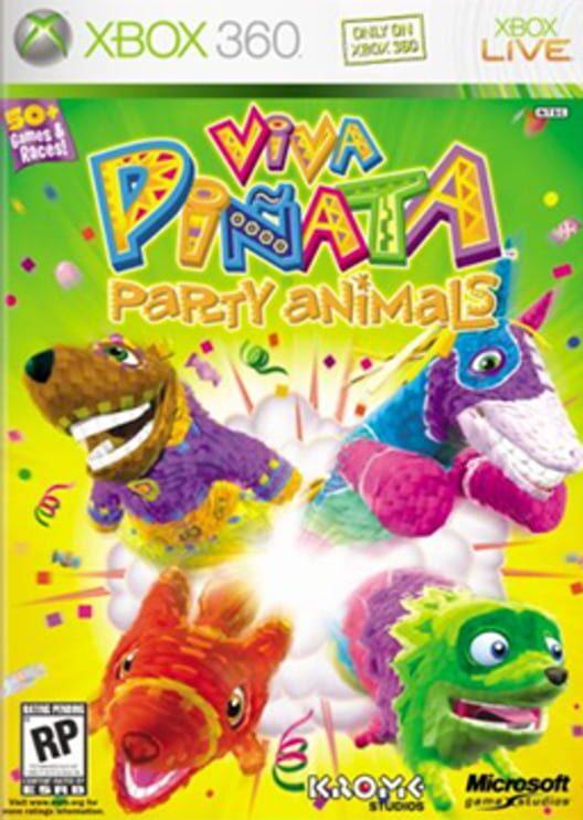 Viva Piñata: Party Animals image