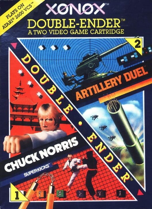 Chuck Norris Superkicks image