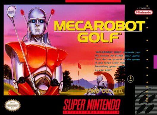Mecarobot Golf Display Picture