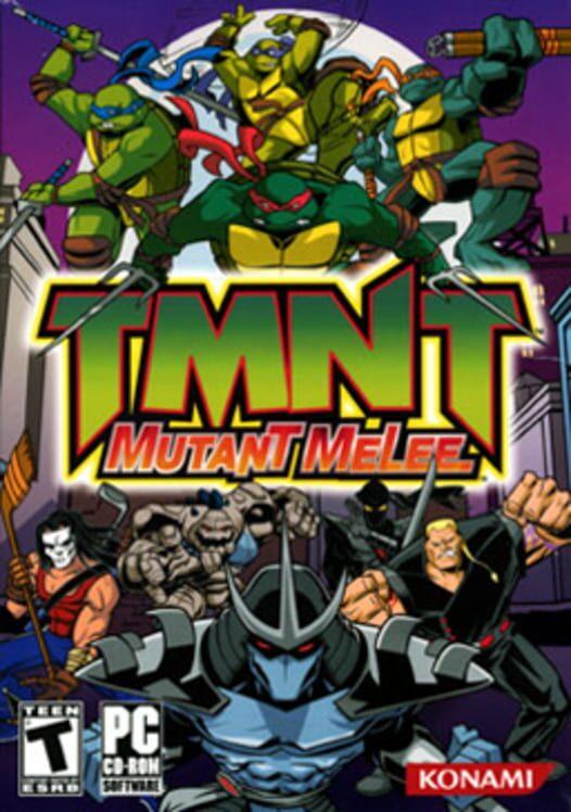 Teenage Mutant Ninja Turtles: Mutant Melee image