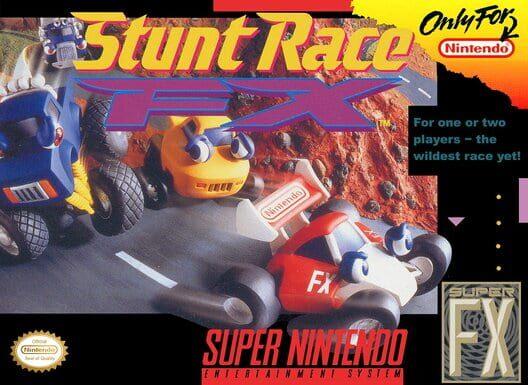 Stunt Race FX Display Picture