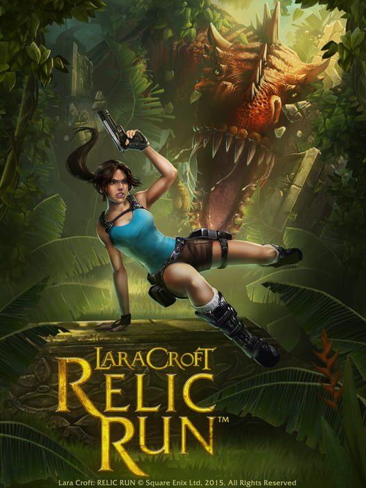 Games Like Lara Croft Relic Run