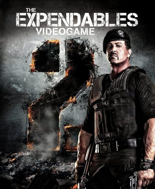 The Expendables 2: The Videogame image