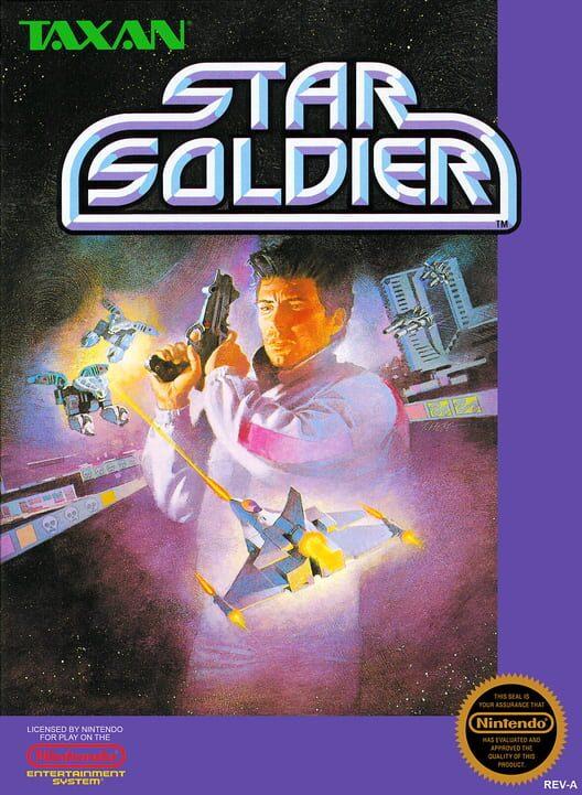 Star Soldier image