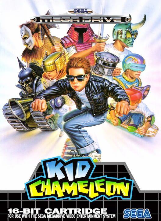 Kid Chameleon image