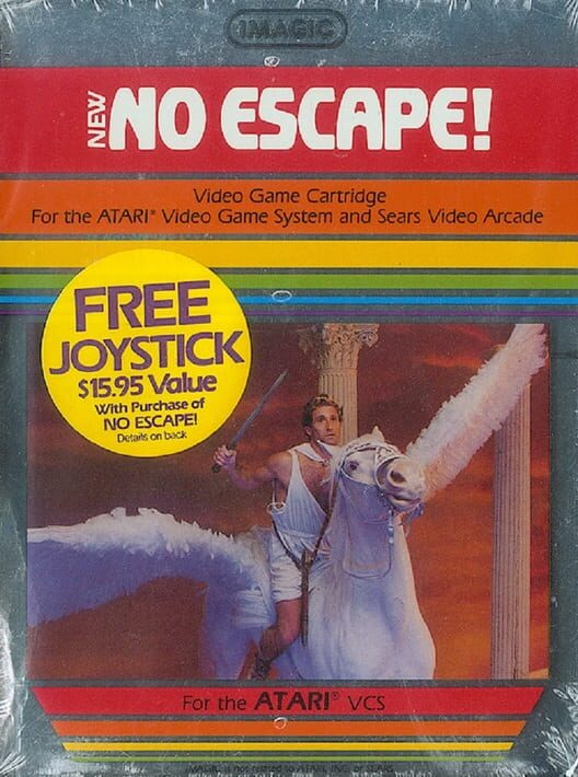 No Escape! image
