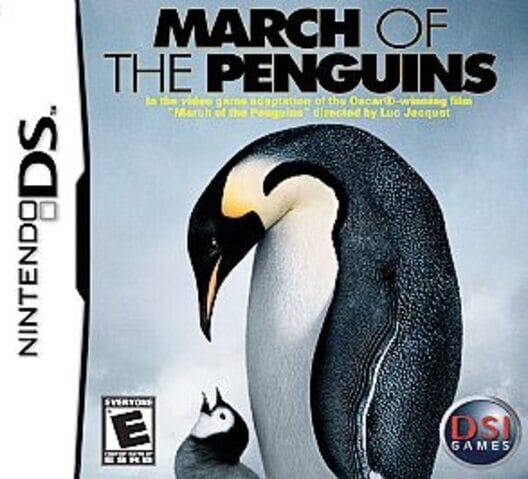 March of the Penguins Display Picture