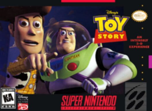 Toy Story Display Picture