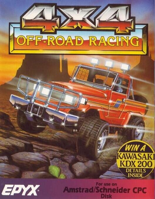 4x4 Off-Road Racing Display Picture