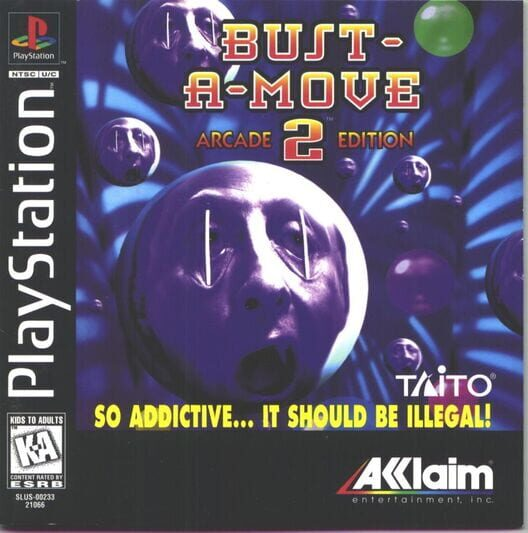 Bust-A-Move 2: Arcade Edition image