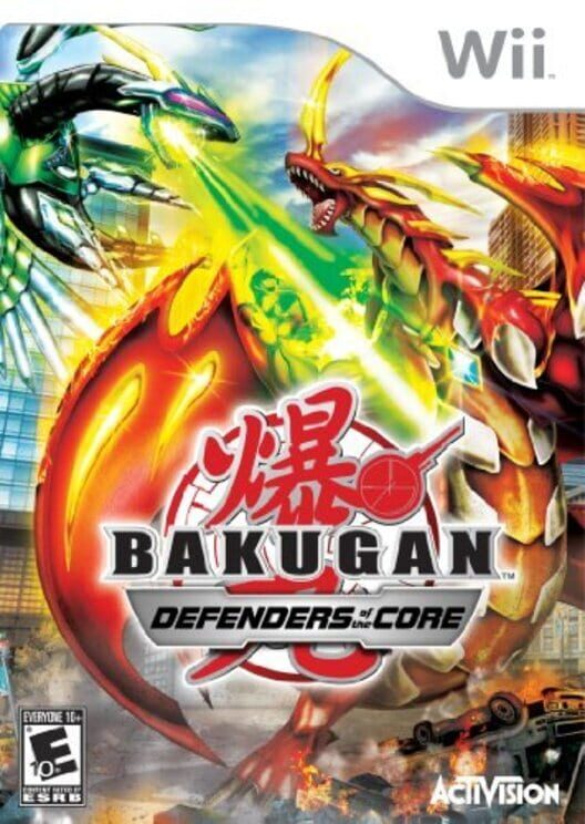 Bakugan: Defenders of the Core Display Picture