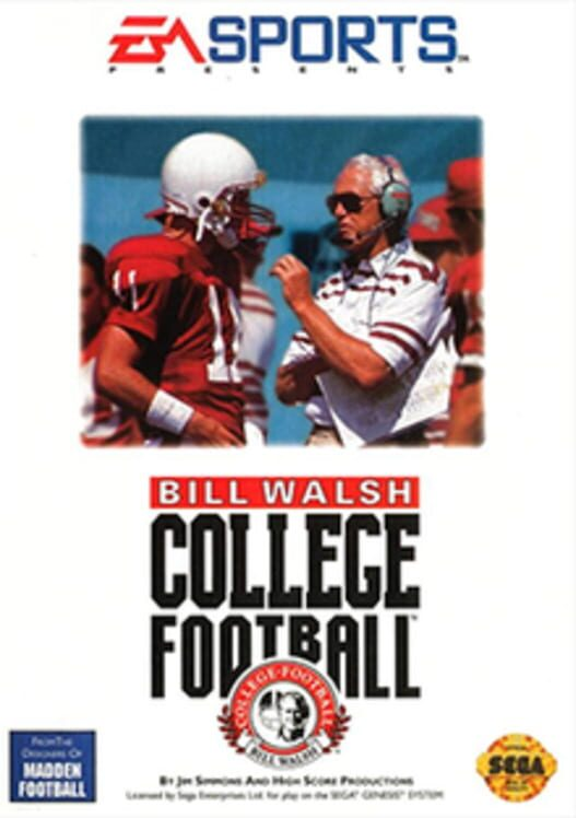Bill Walsh College Football Display Picture