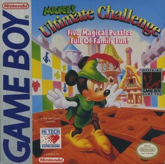 Mickey's Ultimate Challenge Display Picture