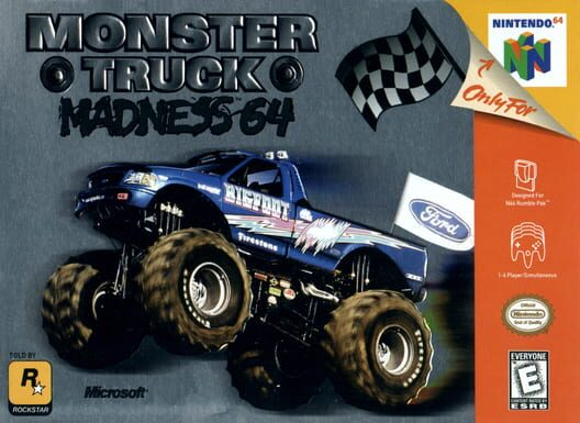 Monster Truck Madness 64 image