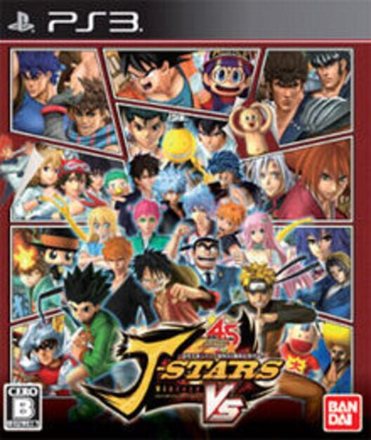 J-Stars Victory Vs Display Picture