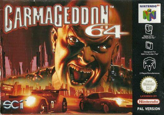 Carmageddon 64 image