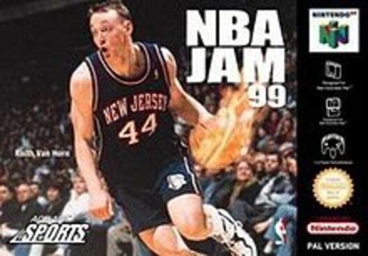 NBA Jam 99 image