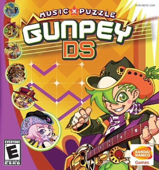 Games Like Gunpey
