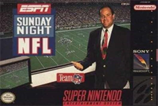 ESPN Sunday Night NFL Display Picture