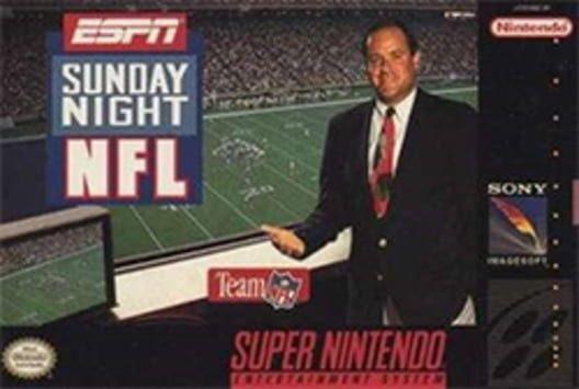 ESPN Sunday Night NFL image