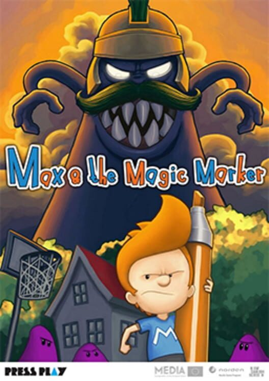 Max & the Magic Marker Display Picture