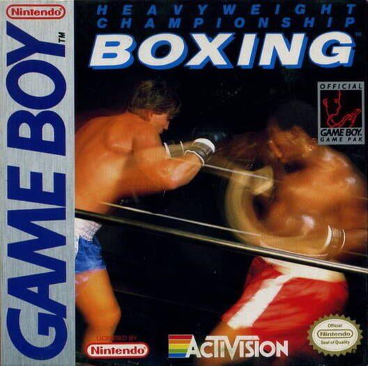 Heavyweight Championship Boxing image